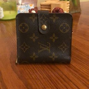 Louis Vuitton short wallet